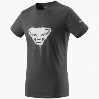 Graphic Cotton S/S T-Shirt Herren