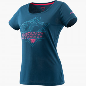 Transalper Graphic T-shirt Damen