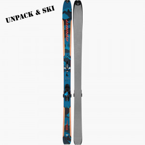 Seven Summits Plus Ski Set