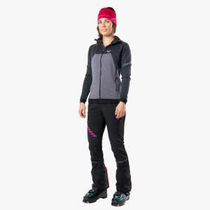 Tour Wool Thermal Hooded Jacket W