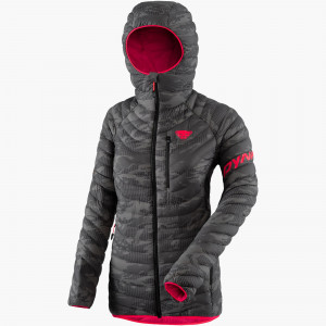 Radical Down Damen Kapuzenjacke