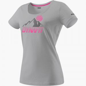 Transalper graphic t-shirt women