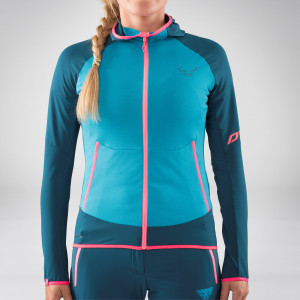 Transalper Light Polartec® Kapuzenjacke Damen