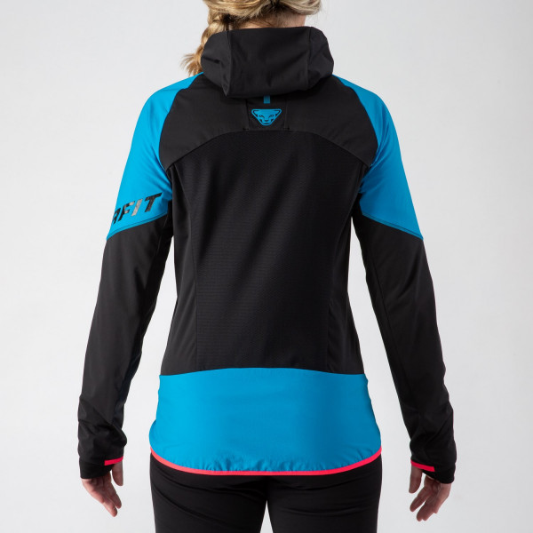 Speed Softshell Damen Jacke
