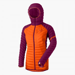 Radical Down Hooded Jacket W