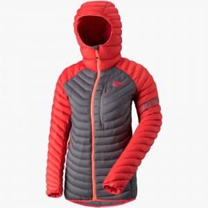 Radical Down Hood Jacke Damen
