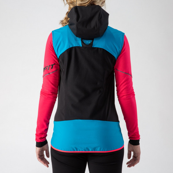 Speed Softshell Damen Weste