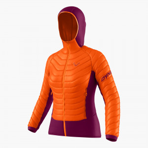 TLT Light Insulation Hooded Jacket W