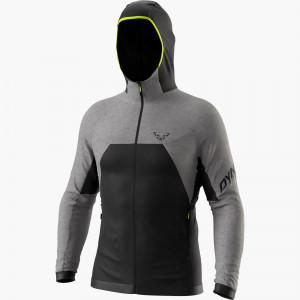 Tour Wool Thermal Hooded Jacket Men