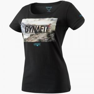 Digital Cotton S/S T-Shirt Damen