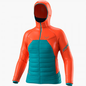 Radical PrimaLoft® Hooded Jacket Women