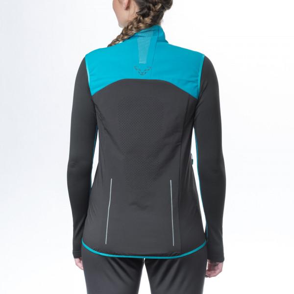 Dynafit Speedfit Windstopper Women Jacket, ocean | BIKER