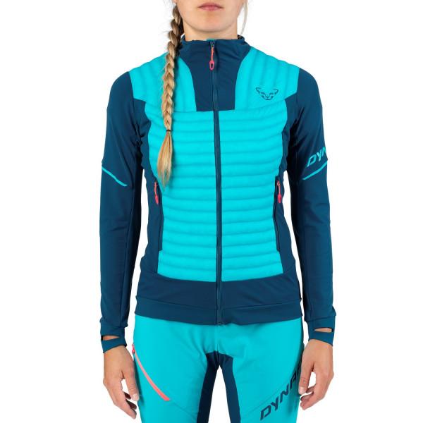 Dynafit Elevation Hybrid Damen Jacke blau | Deporvillage