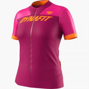 Ride full zip t-shirt women