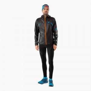 DYNAFIT Winter Lauf-Tights Damen Petrol 2020 Laufsport Hose