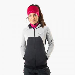 Tour Wool Thermal Hooded Jacket Women