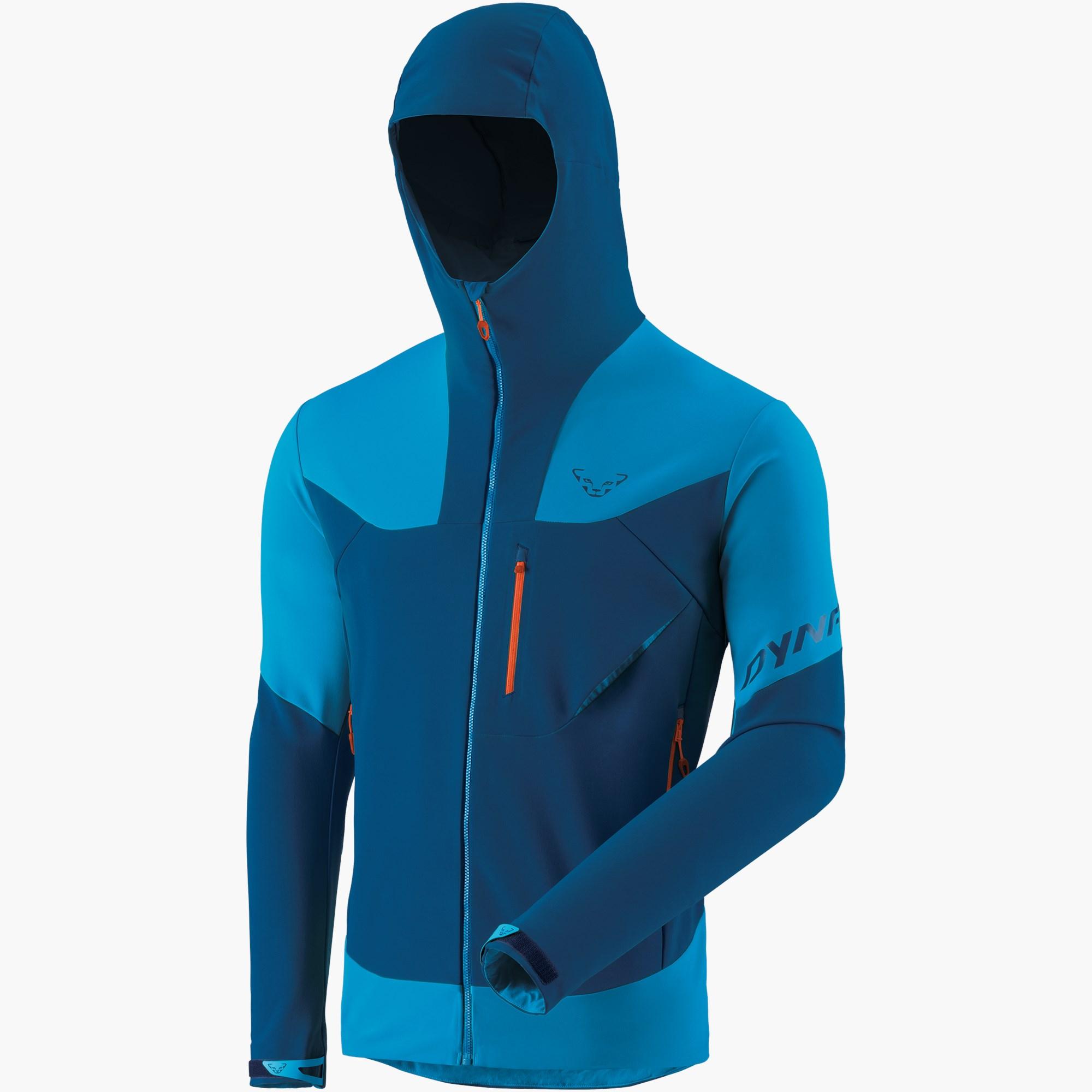 Softshell jacket men's ski touring and trail running | Dynafit