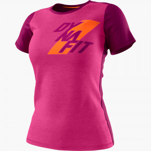 Transalperlight t-shirt women