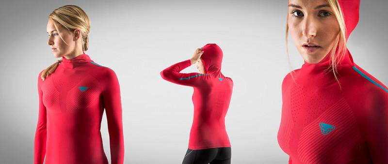 Dynafit Elevation seamless technology shirt for women