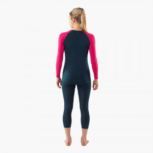 Tour Light Merino 3/4 Tights W