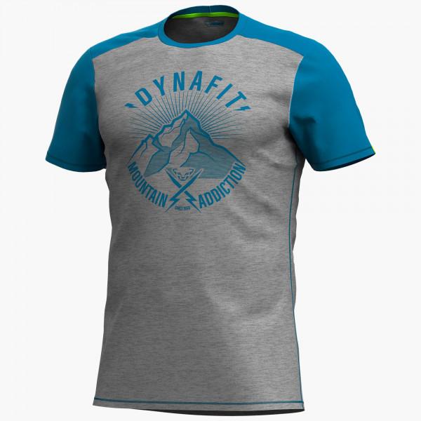 DYNAFIT Transalper Light Kurzarm T-Shirt Herren Black Out 2020 Laufshirt Kurzarm