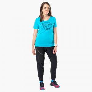 Graphic Cotton T-Shirt W