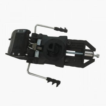 ST Rotation 10 & 12 Skitourenbindung - Grundplatte Hinterbacken (90mm)