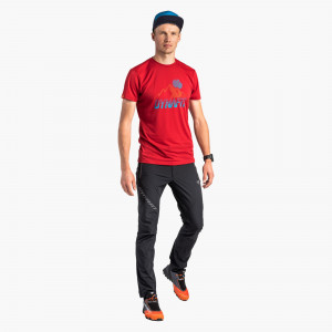 Transalper graphic t-shirt men