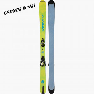 Seven Summits Youngstar Ski Set