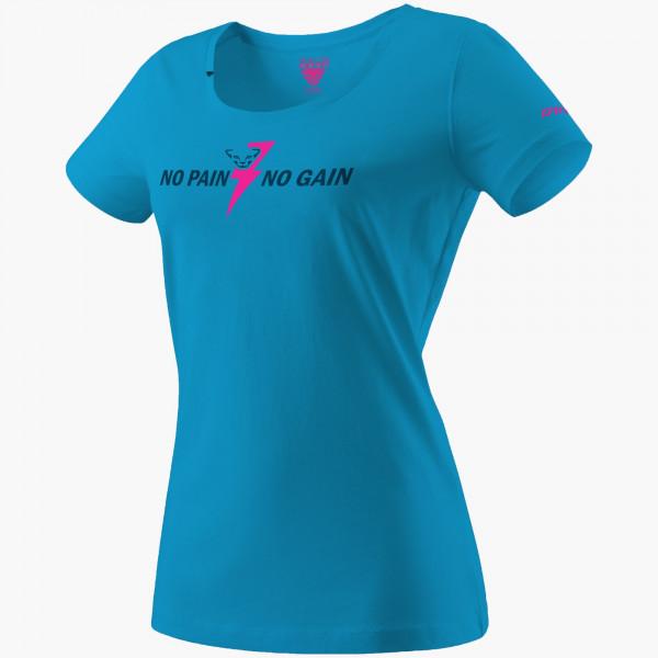 Graphic Cotton Damen T-Shirt