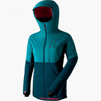 Hybrid Women Primaloft® Hood Tlt Jacket R354AjL