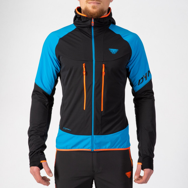 Speed Softshell Herren Jacke