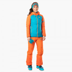 Radical Down RDS Hooded Jacket Women